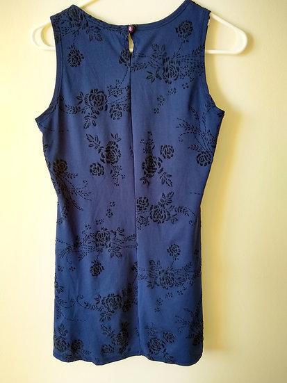 Short Blue Dress Small