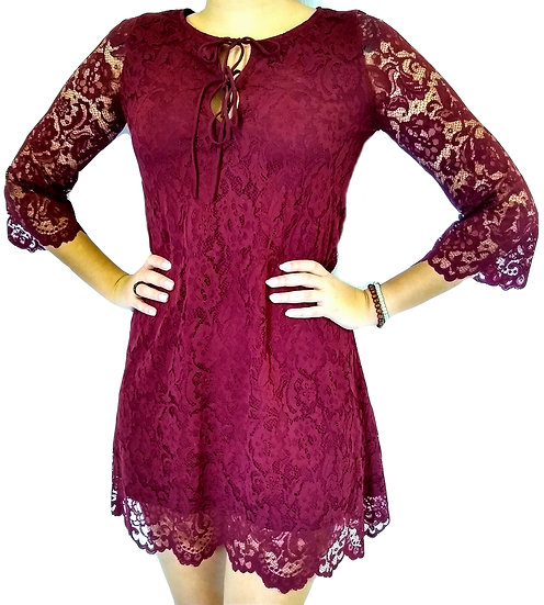 Zara Lace Dress