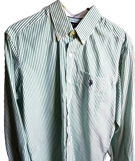 U.S. Polo Assn. Button-Up