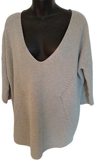 Knit Sweater Small