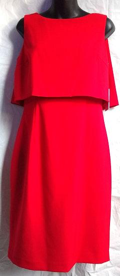 New Red Calvin Klein Dress