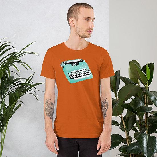 Typewriter Tee