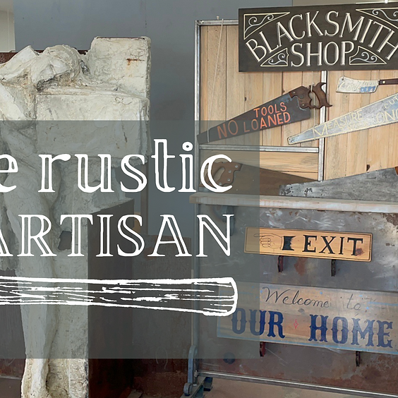 The Rustic Artisan Grand Opening