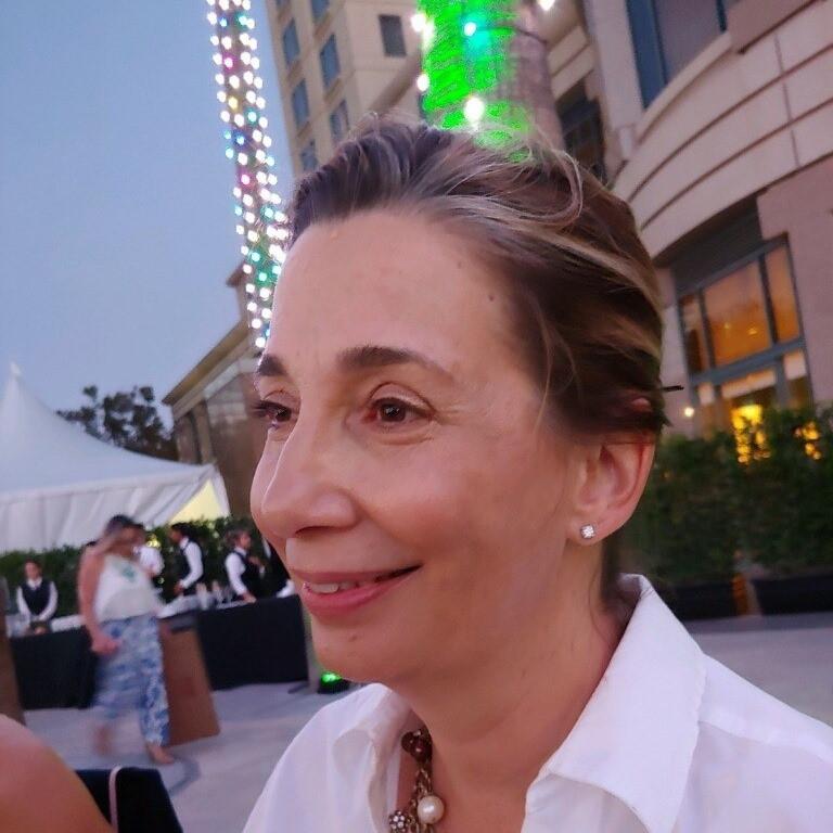 Director of Marketing SVP Eva Smith Glynn