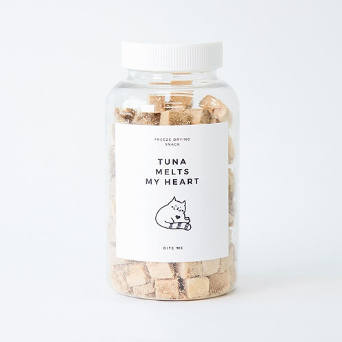 Freeze Dried Tuna 90g [for cat/dog]