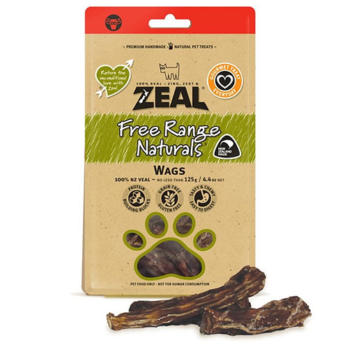 Zeal Wags 125g [for dog]