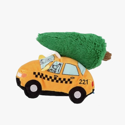 NYC Taxi with Tree