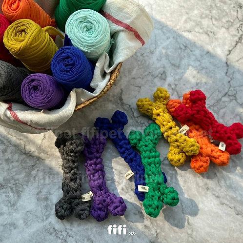 Knitting Bone Toy (nosework)