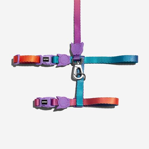 Zeecat- Cat Harness with Leash Set (WAVE)