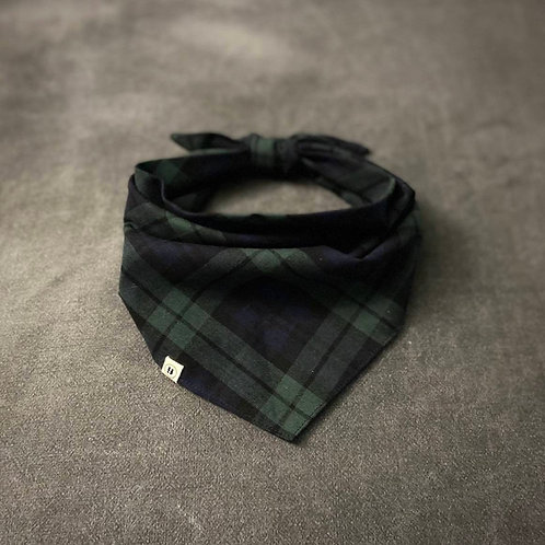 Blackwatch Plaid Bandana