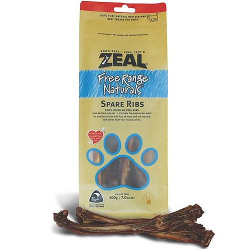 Zeal Spare ribs 200g/500g [for dog]