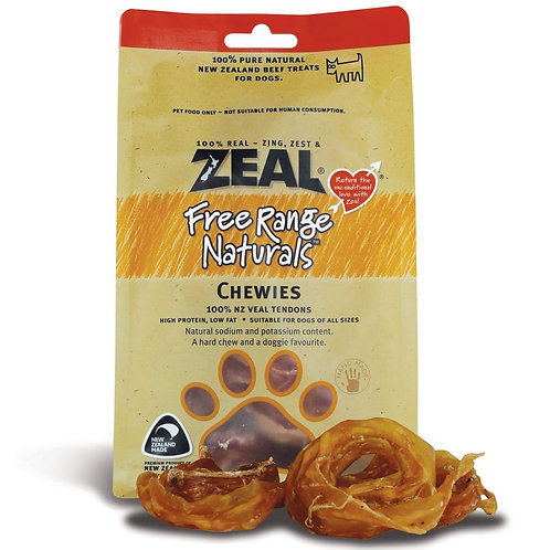 Zeal Chewies 125g [for dog]