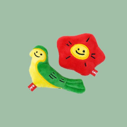 Hwatu Series: Flower & Bird