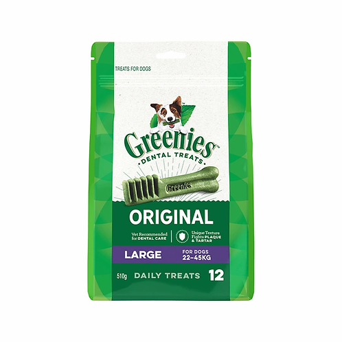 Greenies Dental Treats, Large, 18oz