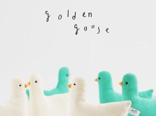 Golden Goose (nosework toy)