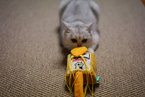 Pumping Cheese Trap [for cat]