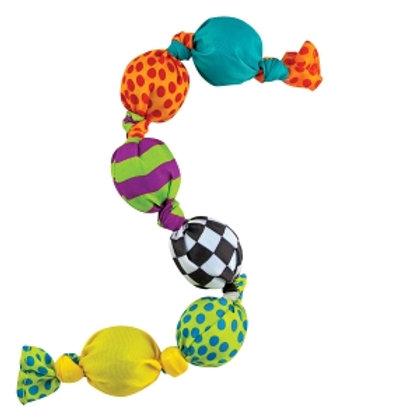 Stuffing Free Toy- Squeak Chain