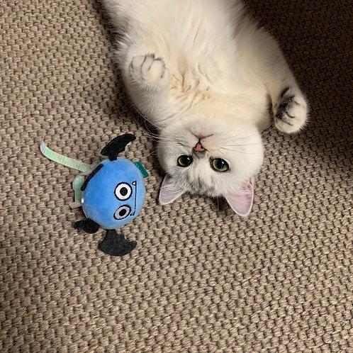 Catnip Villain [for cat]