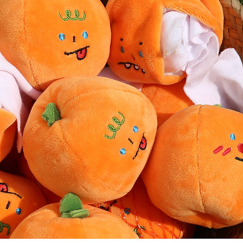 Tangerine (nosework toy)
