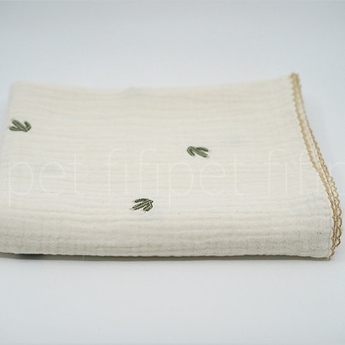 Gauze blanket(cactus)