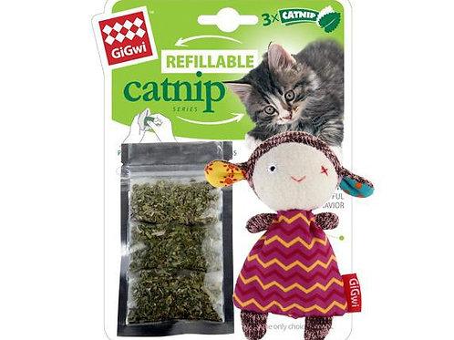 Refillable Catnip - Sheep
