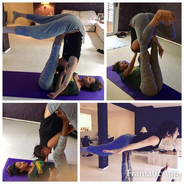 Yoga with Michell