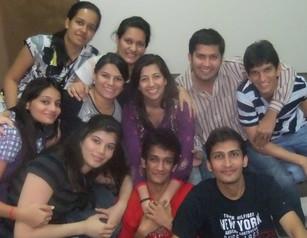 Catching up with the Mumbai Crew