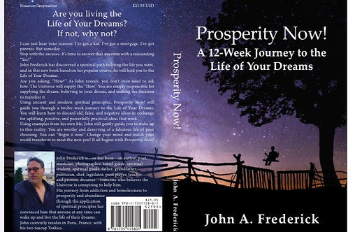 Prosperity Now! A 12-Week Journey to the Life of Your Dreams