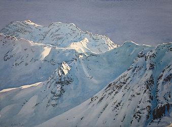 Alpine ridgeway 14 x 18 ins w_c.jpg