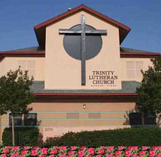 Trinity Lutheran Church, Fairfield, California