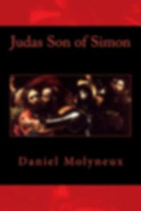 Daniel Molyneux, American author of JUDAS SON OF SIMON
