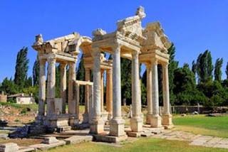 Greek Ruins near Antioch
