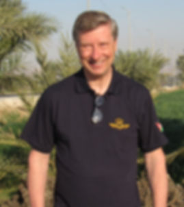 Daniel Molyneux in Egypt