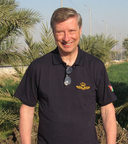 Daniel Molyneux in Egypt