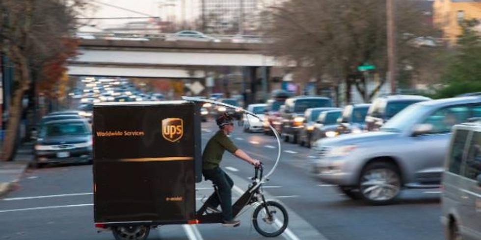 De e-cargofiets: een nieuwe economie op maat van de stad