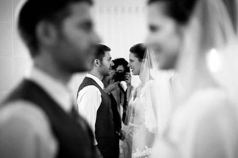 שחור לבן כלה וחתן