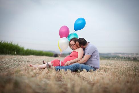 צילומי היריון מרגשים - לירון בריר דנציגר