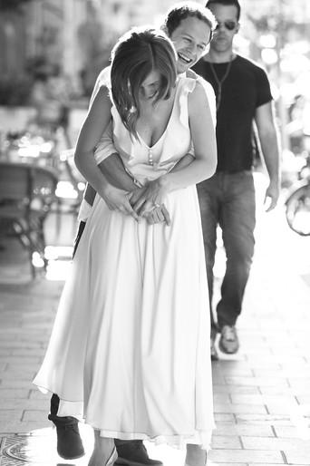 סדרת צילומים מאירוע חתונה