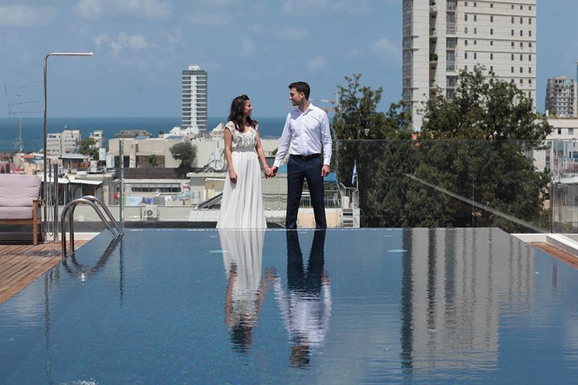 צילומי חתונה בלוקיישנים ייחודיים
