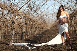 צילום היריון אומנותי