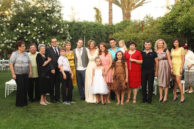 צילום משפחתי מיוחד - לירון ברייר דנציגר