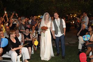 בוק חתונה מרגש - לירון ברייר דנציגר