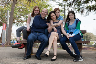 משפחה שכזו - לירון ברייר דנציגר