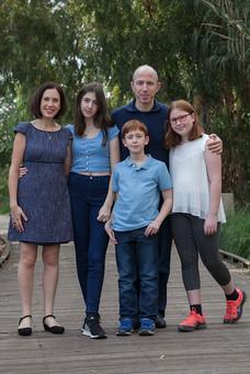 צילום משפחתי מקצועי