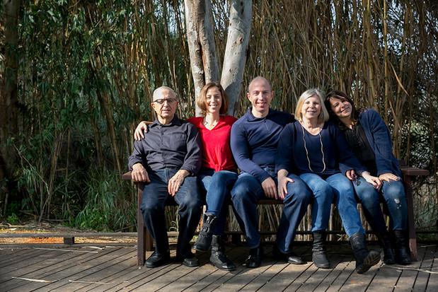 צילום משפחתי שיזכר לדורות