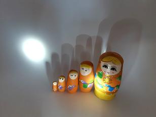 צילום של אור וצל