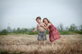 צילומי היריון ומשפחה בטבע