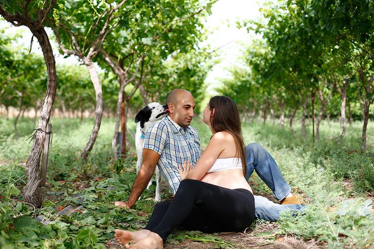 צילומי היריון מרגשים
