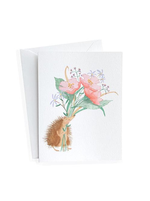 Hedgehog Bouquet