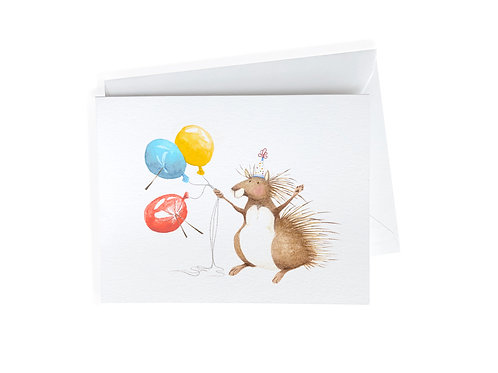 Porcupine Birthday